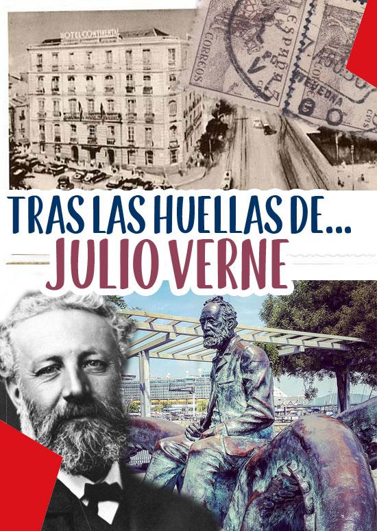 Tras las huellas de Julio Verne