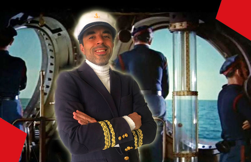 Ruta Capitán Nemo Vigo